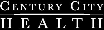 Century City Health Logo White